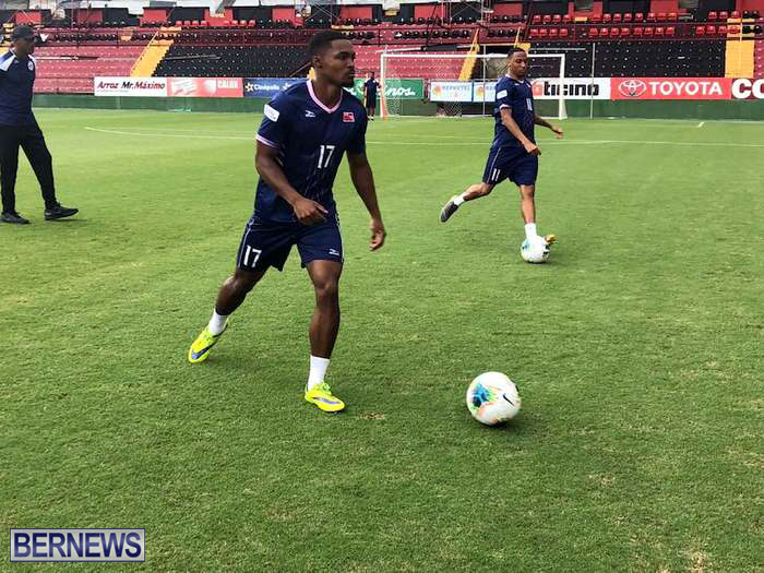 Bermuda Football Team training in Costa Rica June 14 2019 (7)