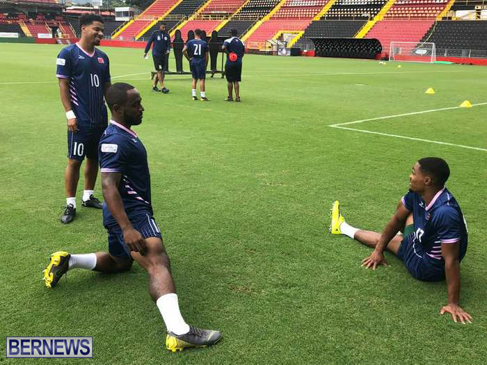 Bermuda Football Team training in Costa Rica June 14 2019 (8)