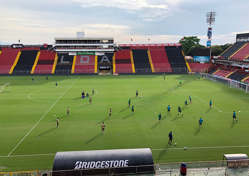 Bermuda Football Training At Costa Rica June 2019 (1)