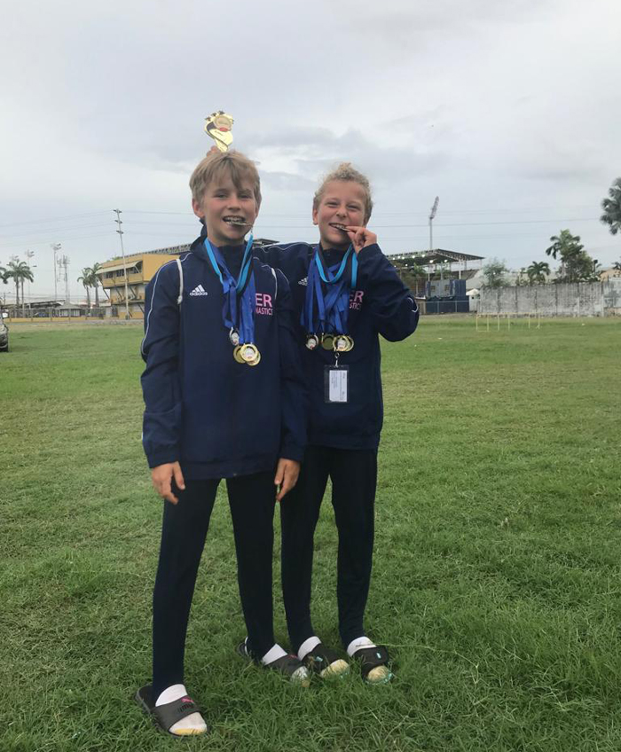 Bermuda Gymnasts Excel At Caribbean Champtionship June 2019 (13)