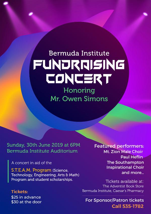 Bermuda Institute Concert June 2019