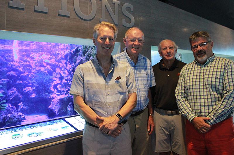 Bermuda Lionfish Task Force Donates To BZS June 2019 (2)