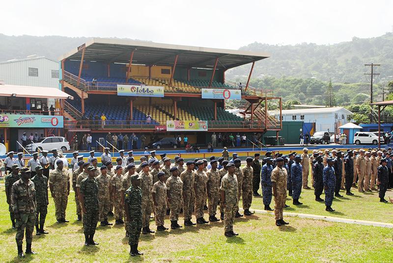 Bermuda Regiment June 23 2019 (4)