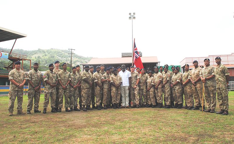 Bermuda Regiment June 23 2019 (6)