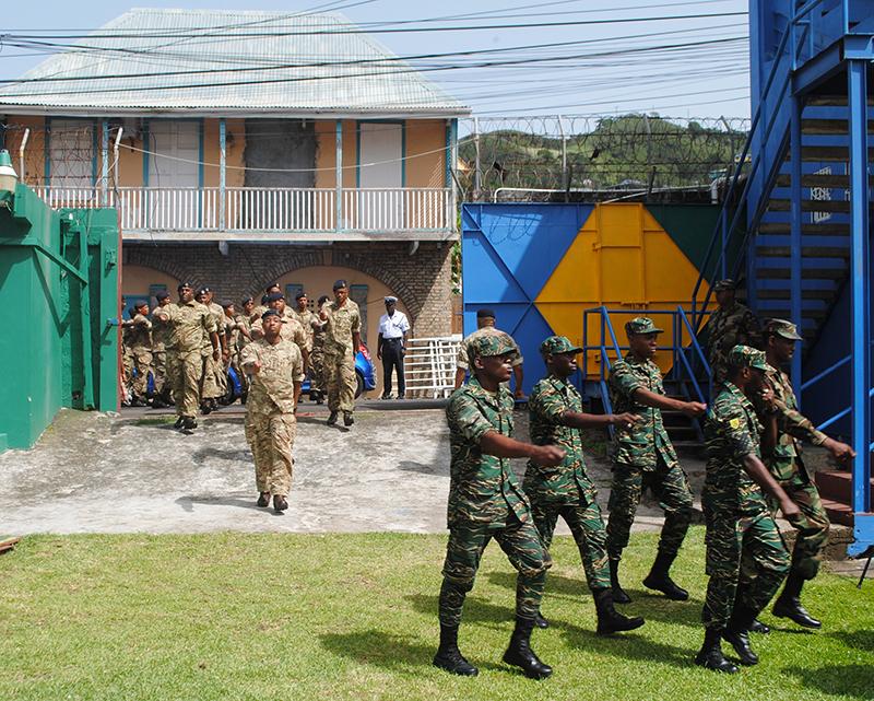 Bermuda Regiment June 23 2019 (7)