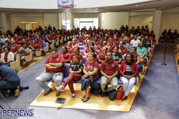 Bermuda Union of Teachers May 31 2019 (2)