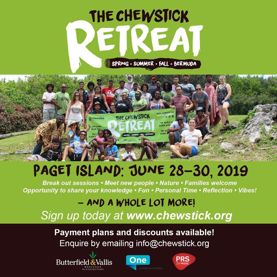 Chewstick Poster June 2019