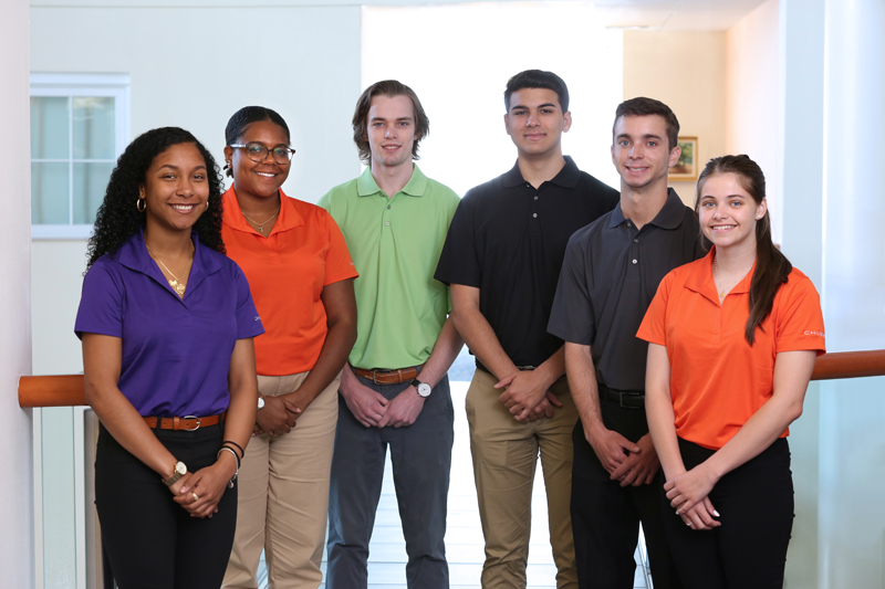 Chubb Select Summer Interns Bermuda June 2019
