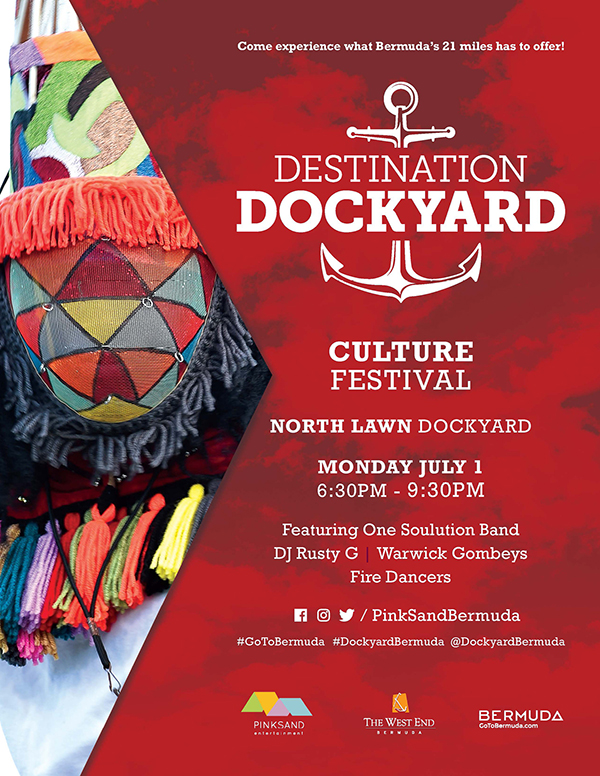 Destination Dockyard Bermuda June 2019