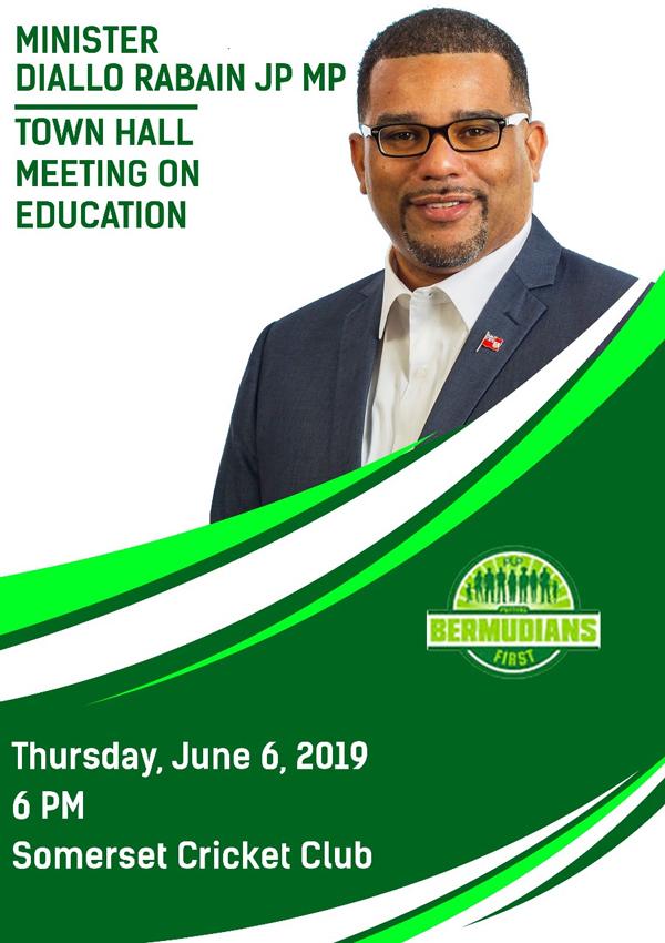 Education Town Hall Meeting Bermuda June 2019  (2)