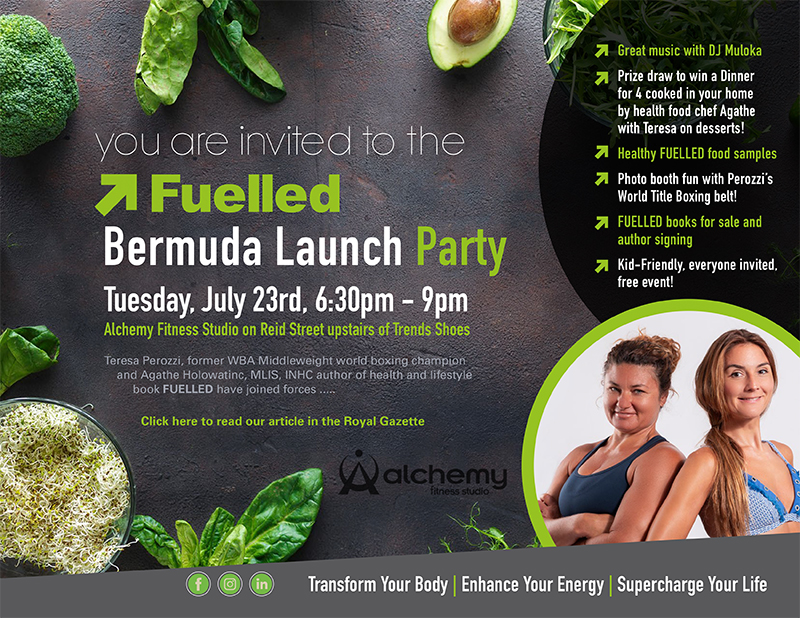 FUELLED Bermuda July 17 2019