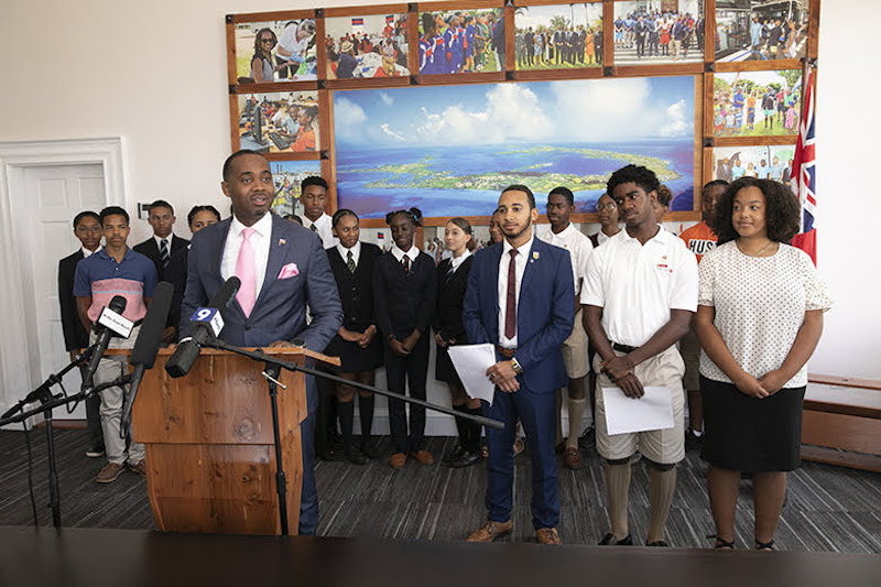 Future Leaders Bermuda Remarks 2019 1