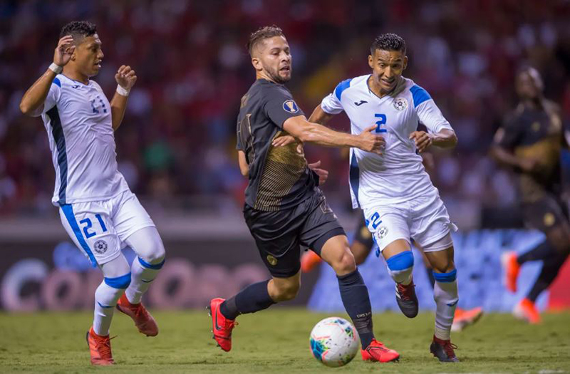 Gold Cup Costa Rica Defeated Nicaragua June 2019