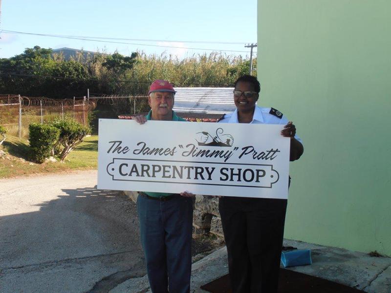 James Jimmy Pratt Bermuda June 30 2019 2