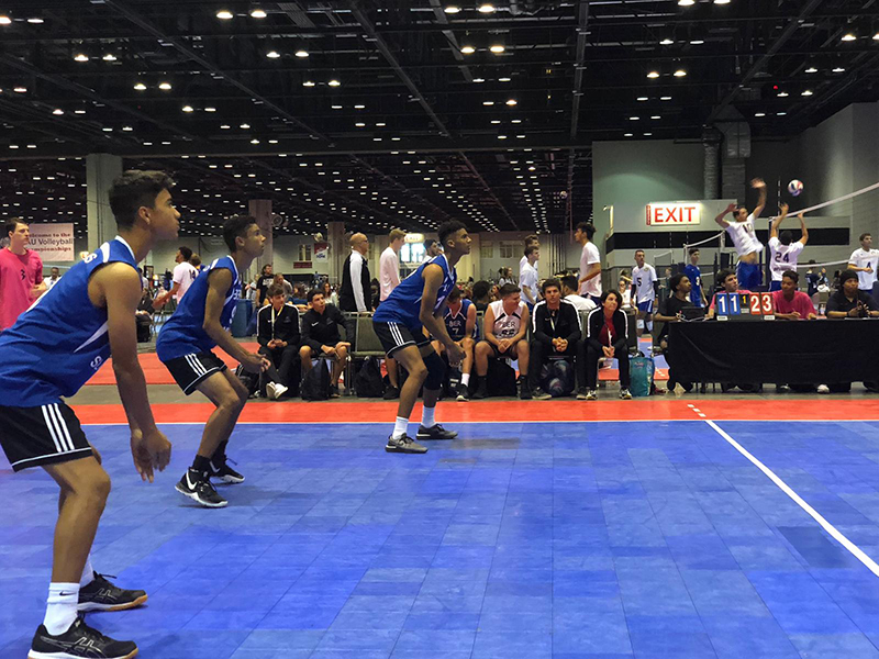Junior Boys National Volleyball AAU Bermuda June 2019 (17)