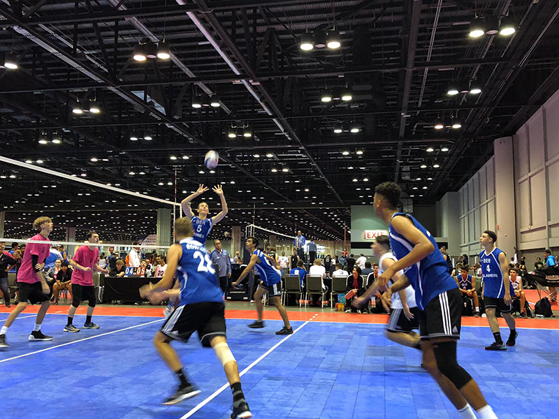 Junior Boys National Volleyball AAU Bermuda June 2019 (19)