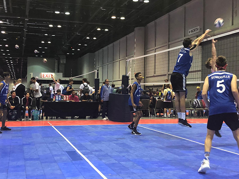 Junior Boys National Volleyball AAU Bermuda June 2019 (4)
