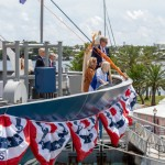 MV Oleander Christening Bermuda, June 10 2019-6133