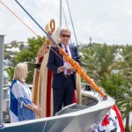 MV Oleander Christening Bermuda, June 10 2019-6137