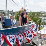 MV Oleander Christening Bermuda, June 10 2019-6147
