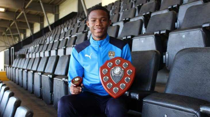 Mazhi Simmons Awarded The NCFCOSA Trophy