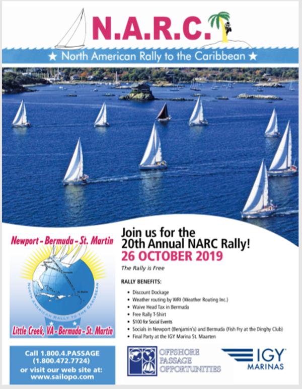 NARC Rally Celebrates 20th Anniversary June 2019