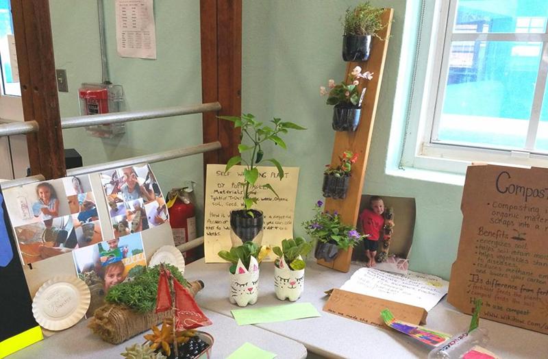 Port Royal Primary School's Trash To Treasure June 2019 (11)