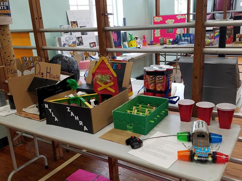 Port Royal Primary School's Trash To Treasure June 2019 (12)