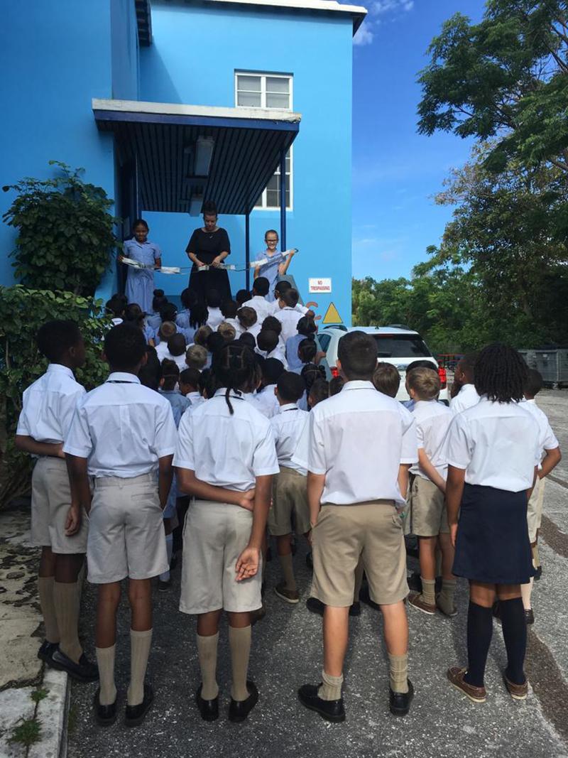 Port Royal Primary School's Trash To Treasure June 2019 (13)