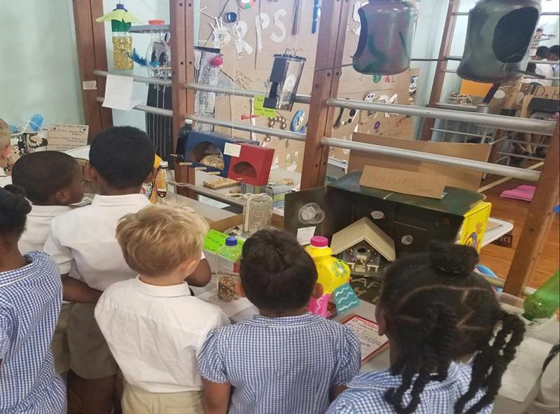 Port Royal Primary School's Trash To Treasure June 2019 (5)