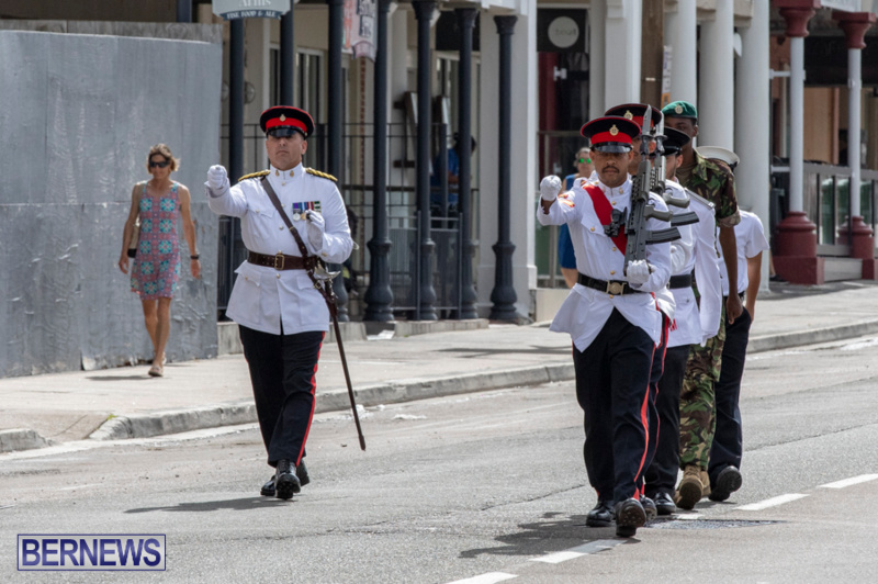 Queen's-Birthday-Parade-Bermuda-June-8-2019-3676