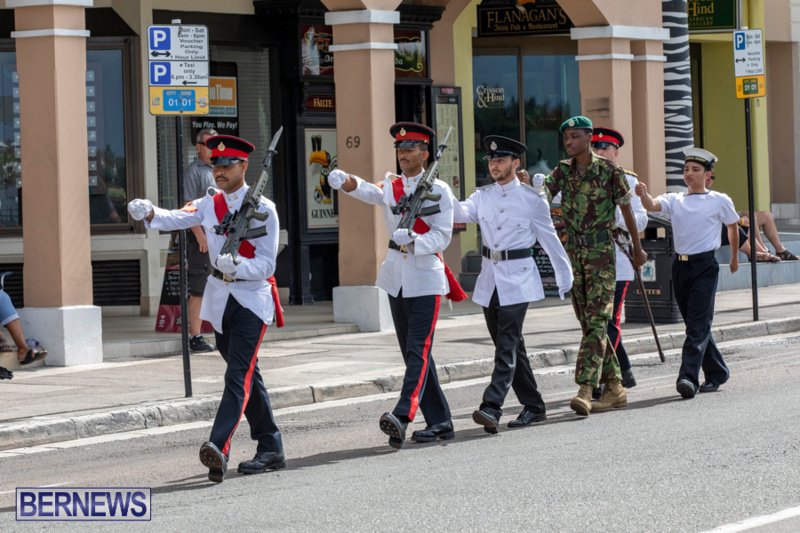 Queen's-Birthday-Parade-Bermuda-June-8-2019-3679