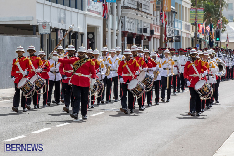 Queen's-Birthday-Parade-Bermuda-June-8-2019-3681