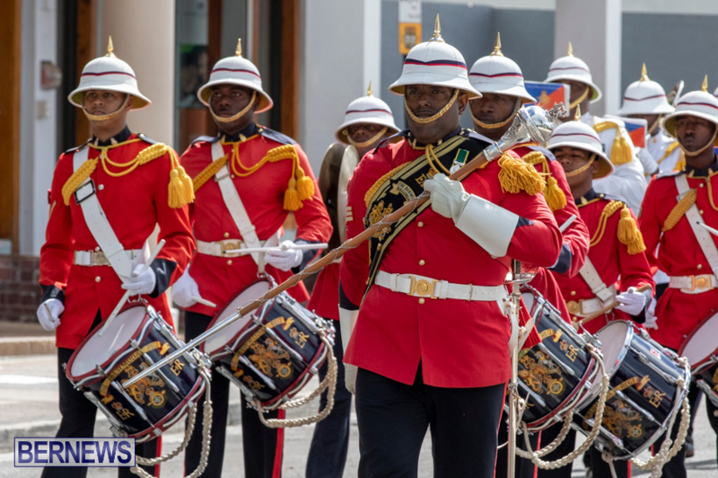 Queen's-Birthday-Parade-Bermuda-June-8-2019-3685