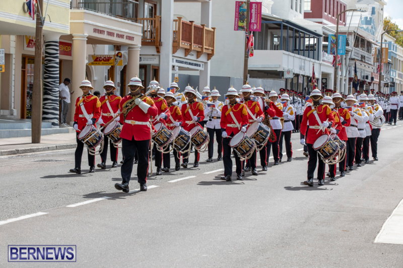 Queen's-Birthday-Parade-Bermuda-June-8-2019-3687