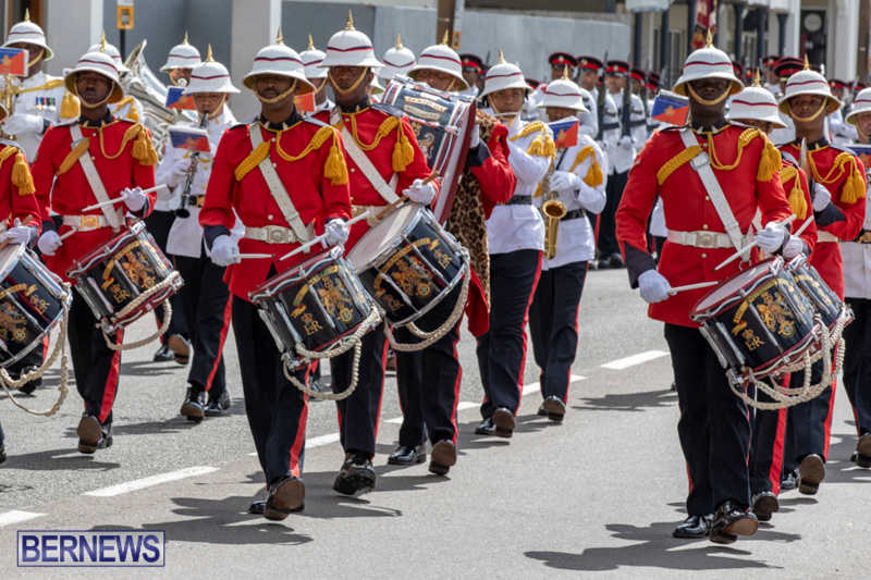 Queen's-Birthday-Parade-Bermuda-June-8-2019-3690