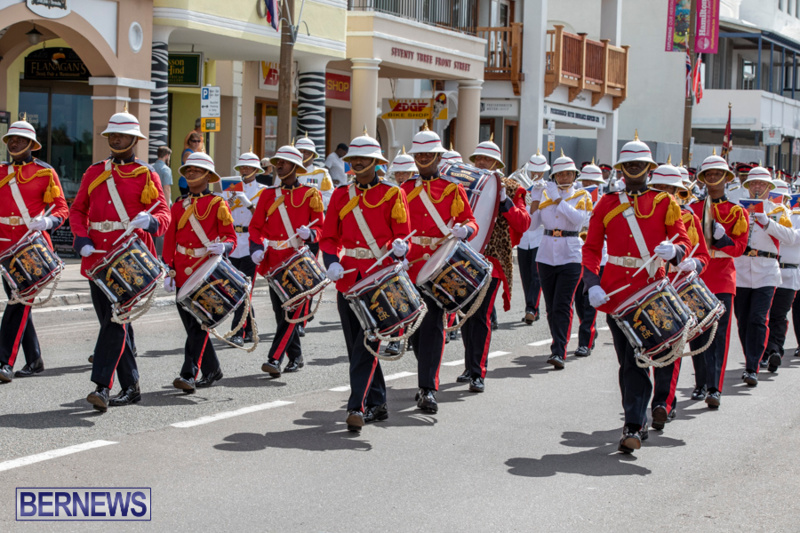 Queen's-Birthday-Parade-Bermuda-June-8-2019-3697