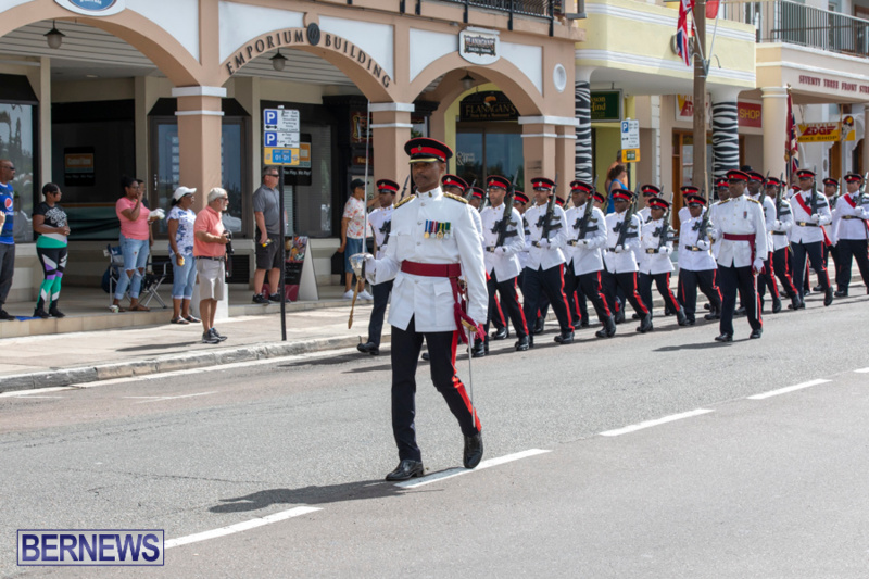 Queen's-Birthday-Parade-Bermuda-June-8-2019-3706