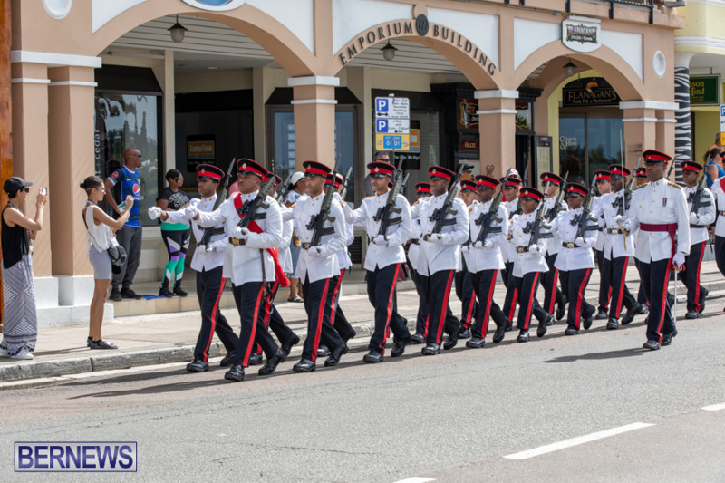 Queen's-Birthday-Parade-Bermuda-June-8-2019-3712