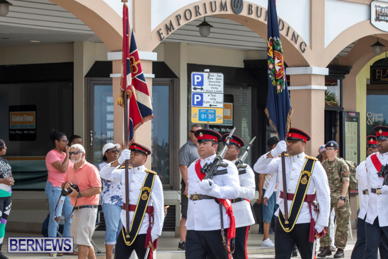 Queen's-Birthday-Parade-Bermuda-June-8-2019-3722