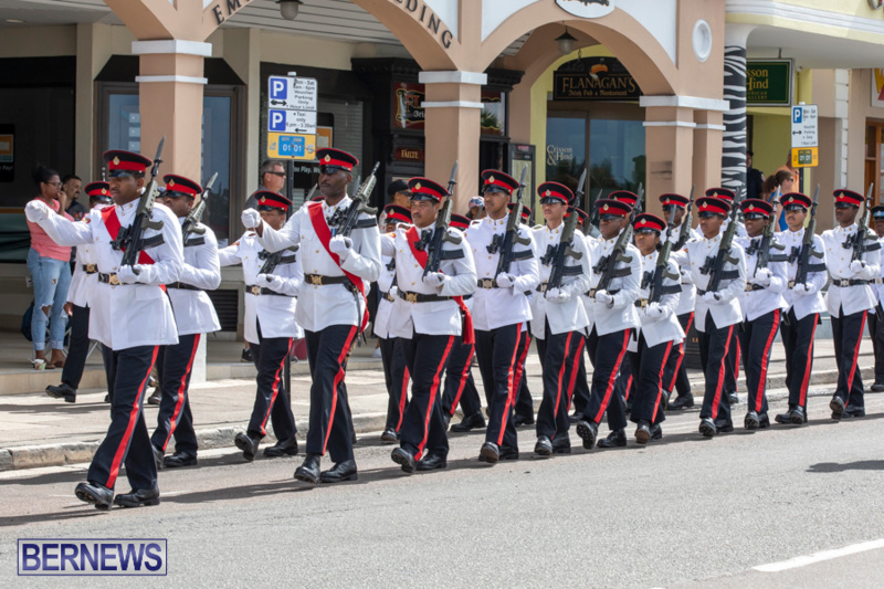 Queen's-Birthday-Parade-Bermuda-June-8-2019-3726