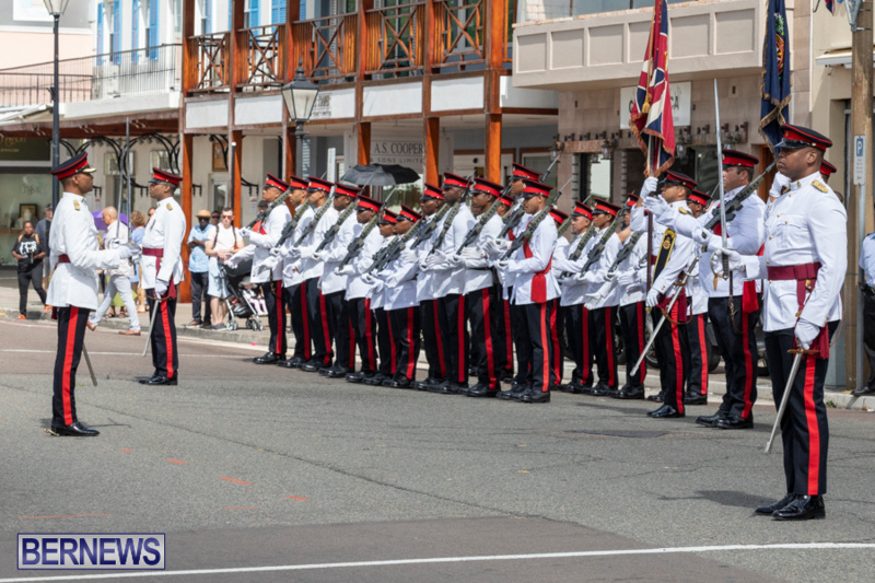 Queen's-Birthday-Parade-Bermuda-June-8-2019-3760