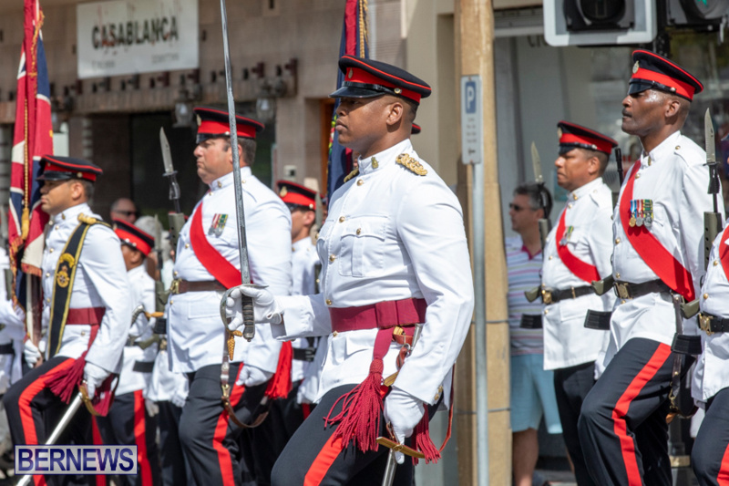 Queen's-Birthday-Parade-Bermuda-June-8-2019-3766