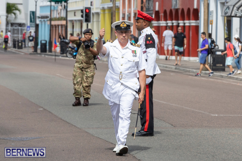Queen's-Birthday-Parade-Bermuda-June-8-2019-3790