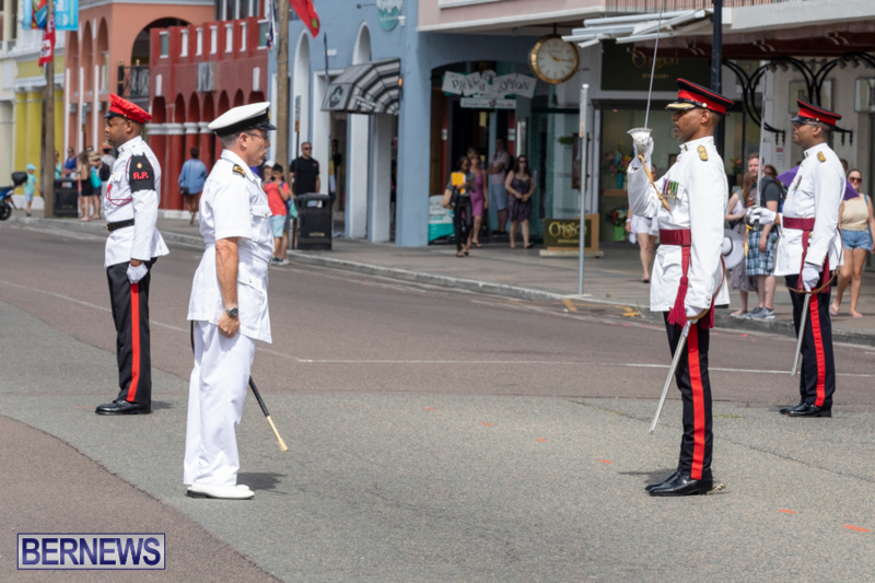 Queen's-Birthday-Parade-Bermuda-June-8-2019-3796