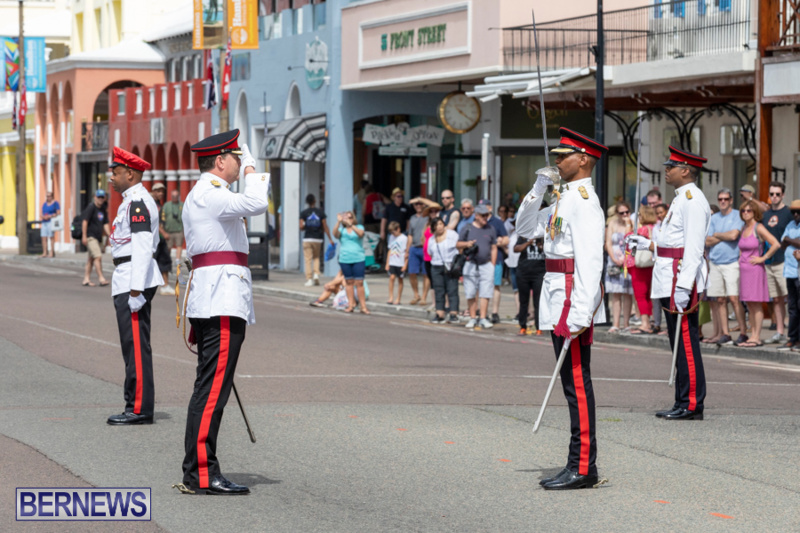 Queen's-Birthday-Parade-Bermuda-June-8-2019-3810
