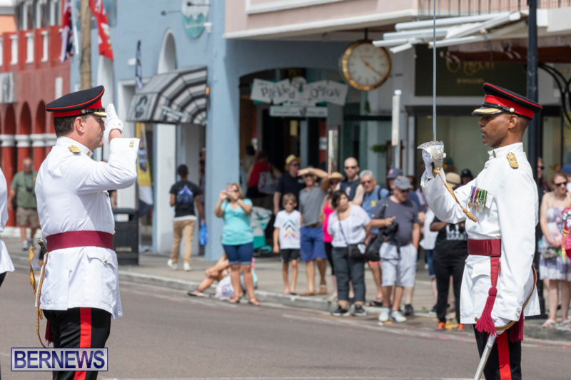 Queen's-Birthday-Parade-Bermuda-June-8-2019-3812