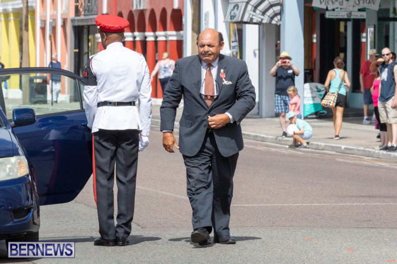 Queen's-Birthday-Parade-Bermuda-June-8-2019-3817