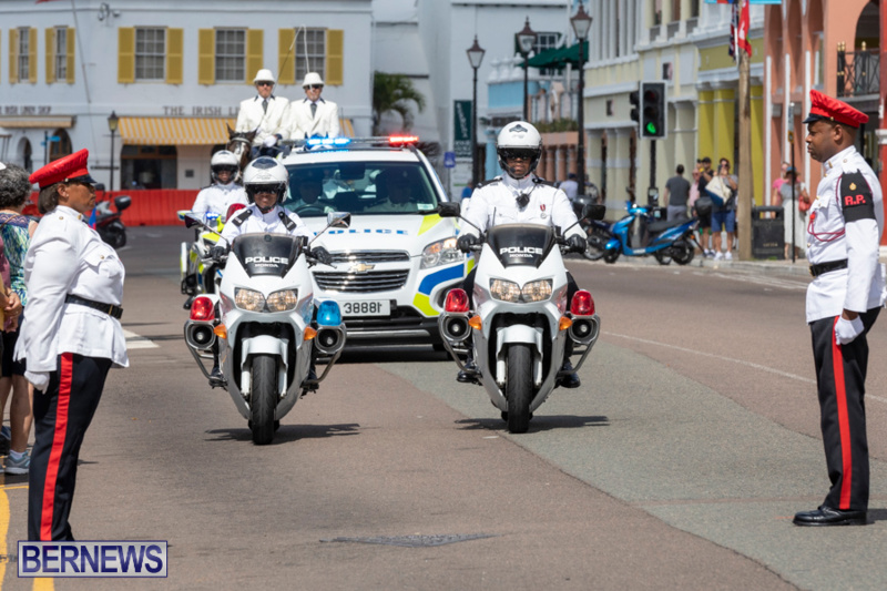 Queen's-Birthday-Parade-Bermuda-June-8-2019-3851