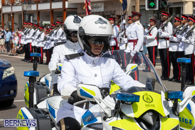 Queen's-Birthday-Parade-Bermuda-June-8-2019-3876